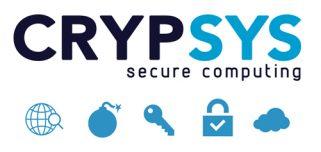 Ontwerp & uitvoering Crypsys beursstand