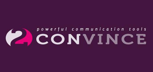 Overtuigende website voor 2Convince