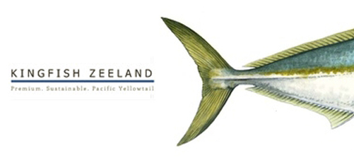 PR voor Kingfish