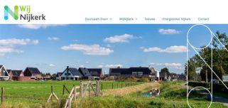 Interactieve website voor duurzaam Nijkerk
