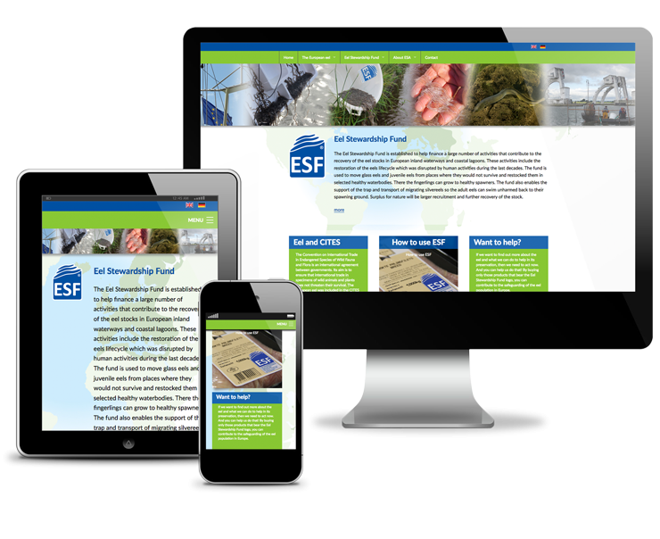 ESF website
