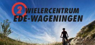 Sportieve website voor fietsenwinkel