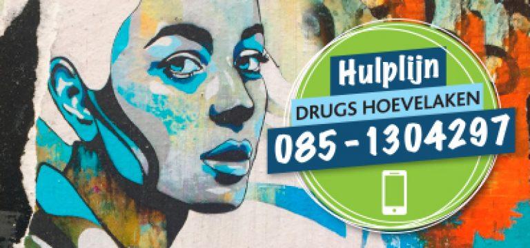 Campagne tegen drugs in Hoevelaken